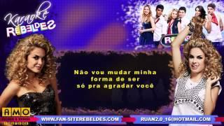 RebeldeS - Meu Jeito, Seu Jeito (Karaokê/Instrumental)