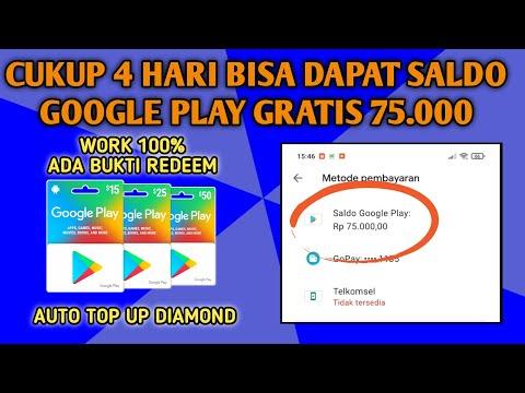 Google Play Voucher Uk 07 2021