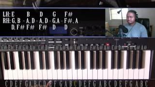Piano Lesson | Niykee Heaton | Bad Intentions