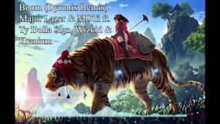 Boom (Dyronix Remix) - Major Lazer & MOTi ft. Ty Dolla $ign, Wizkid & Kranium