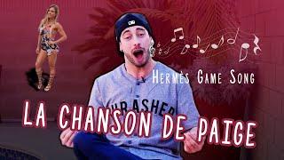 La Chanson de l'Hermès Game ( Paige Hathaway ) - Efkan KNZ ( FromHumanToGod )