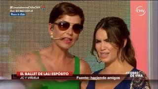 Lali Esposito: Pasitos de baile