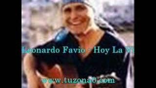 Leonardo Favio - Hoy La Vi