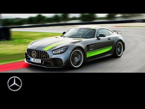 Mercedes-AMG GT R PRO (2019): Racetrack Performance | Trailer