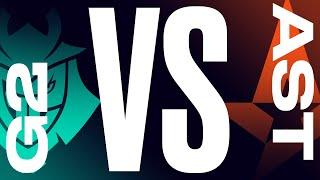 G2 vs. AST - Week 2 Day 1 | LEC Summer Split | G2 Esports vs. Astralis (2021)