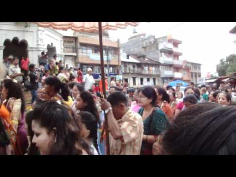 Gaijatra Festival in Tansen Nepal – Part 7