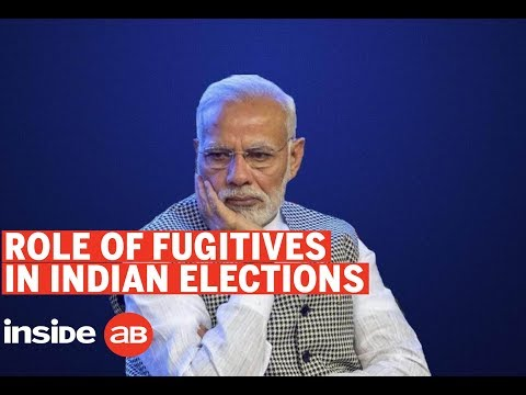 How will these fugitives play an important role in the Indian elections?