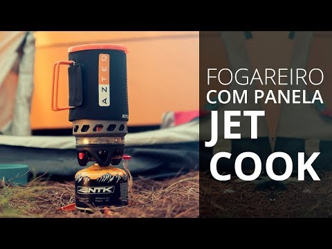 Fogareiro Jet Cook - Azteq