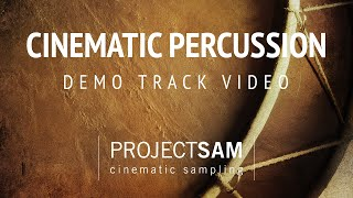 ProjectSAM Cinematic Percussion Ableton Pack Demo Track Video