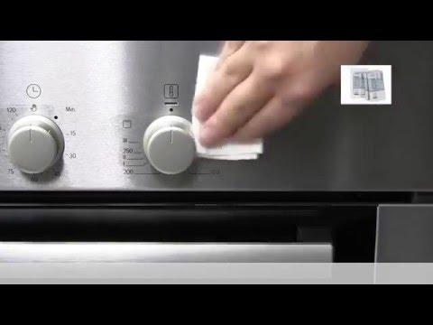 Hvordan vasker man et stålprodukt?
