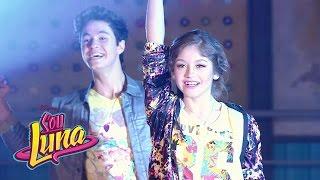 Luna e Simón cantam Valiente - Momento Musical (com a letra) - Sou Luna