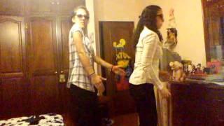 Bruno Mars versão Marina e Sofia (;