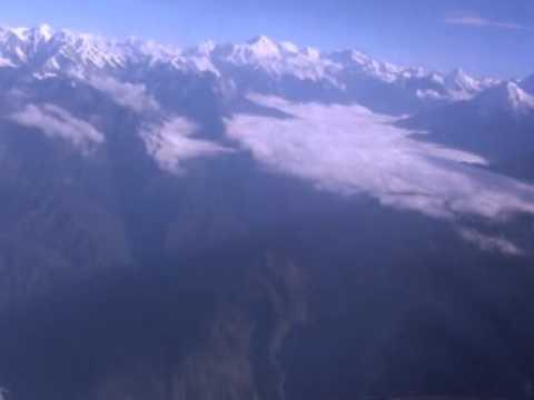 Nepal Tour (5) Kathmandu-Mountain Flight to Himalaya Range