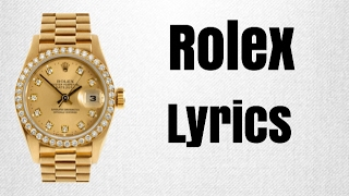 ROLEX LYRICS By Ayo & Teo