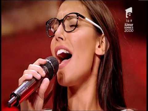 """Mihaela Mihai - """"Truli, truli, draga"""". Vezi aici cum cântă Anca Pârlea la X Factor!"""