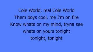 Work Out- J. Cole w/ lyrics