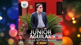 Junior Aguilar Con La Septima Banda - El Roble (Estudio 2014)