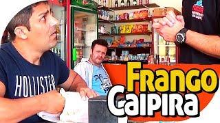 FRANGO CAIPIRA - PARAFUSO SOLTO