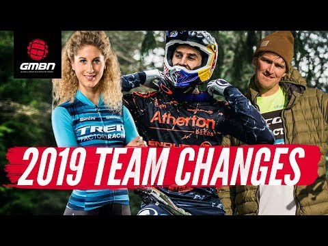 2019 Team Transfers | GMBN's Guide To Pro Rider Team Changes