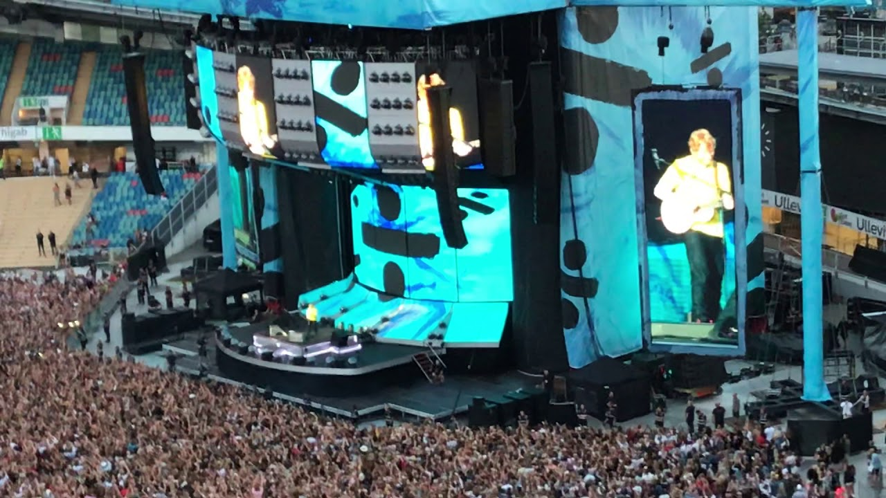 Ed Sheeran Concert Deals Gotickets January 2018