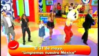 04 06 bailando el baile de la hormiga Jumil