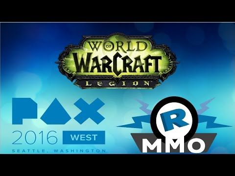 [PAX 2016] World of Warcraft: Legion Full Panel
