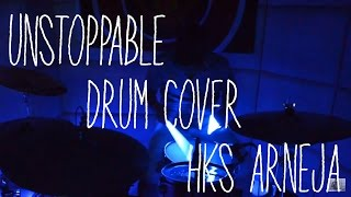 Sia- Unstoppable [DRUM COVER]