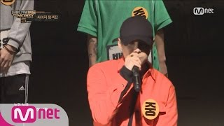 [SMTM5] Xitsuh,Snacky Chan,Young B,Junoflo 'Fair/Poor' Group Cypher @Cypher 20160527 EP.03