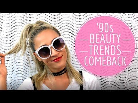 '90s Beauty Trends Comeback X Amanda Nguyen