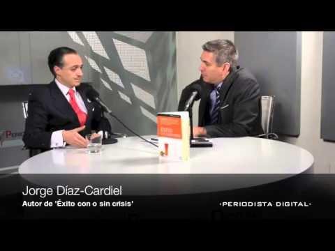 Jorge Díaz-Cardiel habla sobre Éxito con o sin crisis en Periodista Digital