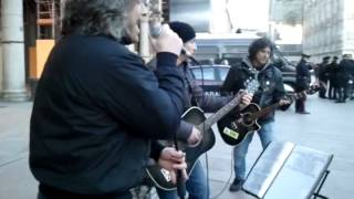 Sympathy for the devil (Rolling Stones cover)_Route60 street band live in Duomo