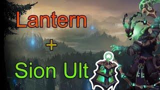 Thresh Lantern + Sion Ult