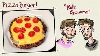 PizzaBurger!