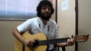 Saiba - Arnaldo Antunes Cover