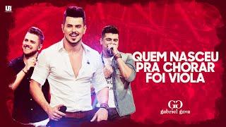Gabriel Gava Part. Zé Neto & Cristiano - Quem Nasceu Pra Chorar Foi Viola - DVD 2016 (Vídeo Oficial)