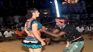 Thanjavur Karakattam   live funny Village festival Dance   YouTube width=
