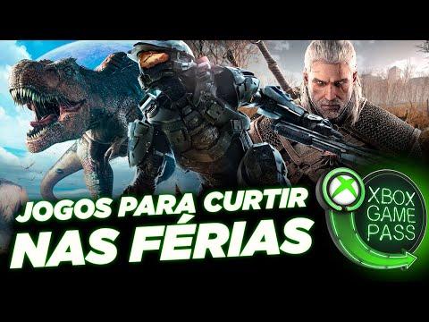 Jogos para curtir nas férias by Xbox Game Pass