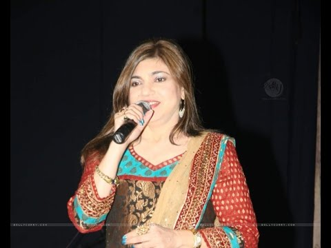 Alaka Yagnik Live Performance in Israel part- 2 by www.facebook.com/rajvitthalpura