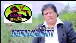 """""""ASI ERES TU"""" SOSIMO SACRAMENTO  PISTAS MUSICALES CM PRODUCCIONES"""