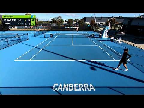 UTR Pro Tennis Series - Canberra - Court 5 - 12 April