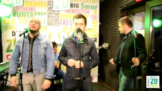 3 Sud Est - Te plac (Live la Radio ZU)