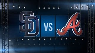8/31/16: Garcia's RBI double lifts Braves to 8-1 win