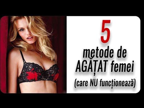 5 metode de AGĂȚAT femei (care NU funcționează)