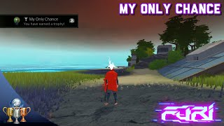 Furi - My Only Chance Trophy [Silver]
