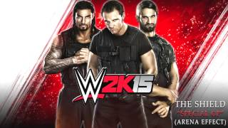 "WWE - The Shield 1st Theme Song ""Special Op"" (2K Arena Effect) + Download Link 2015 ᴴᴰ"