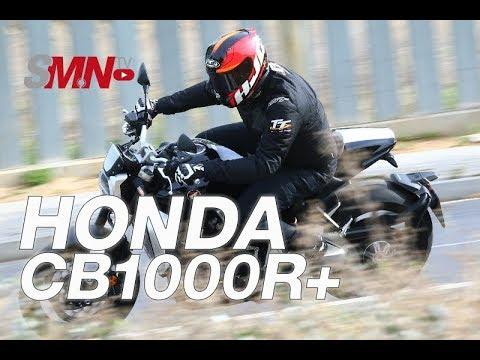 Prueba Honda CB1000R+ 2019 [FULLHD]