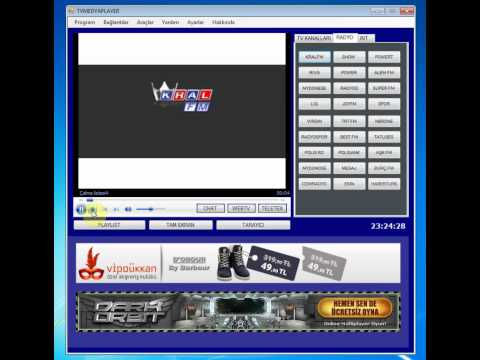 Tv-Radyo İzleme Programı