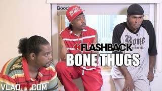 "Flashback: Bone Thugs Discuss 2Pac Confronting Them Over ""Claiming Thug"""