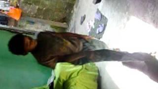 daniel dançando o passinho o menor da favela