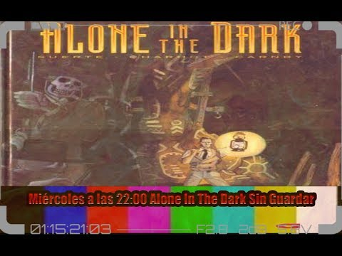 ➡Alone In The Dark 1-Completo Sin Guardar⬅